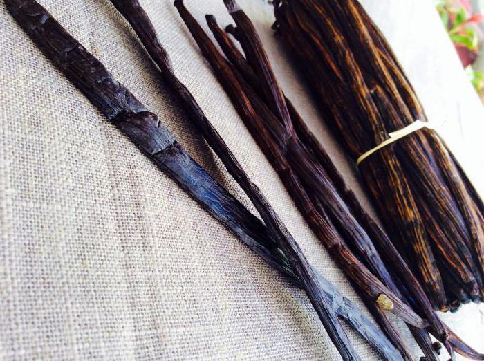 масло ванили для волос