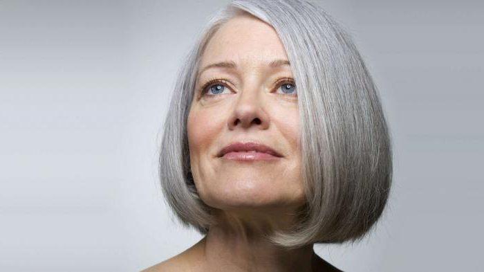 Деловые прически на средние волосы