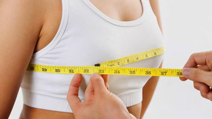 Как зрительно сделать грудь больше