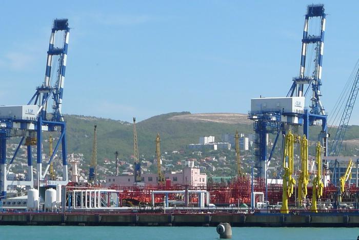 новые порты россии