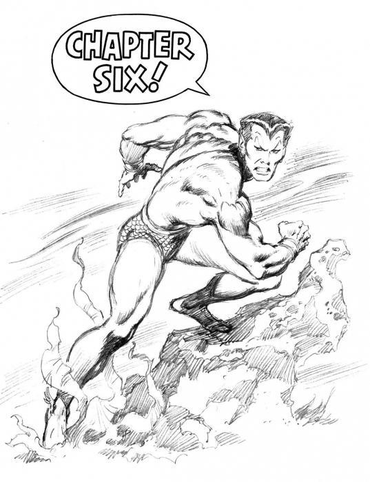 как нарисовать комиксы поэтапно