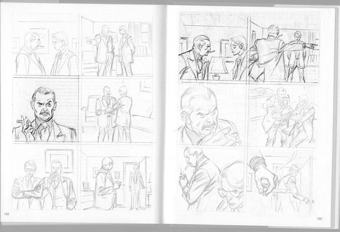 как нарисовать героев комиксов