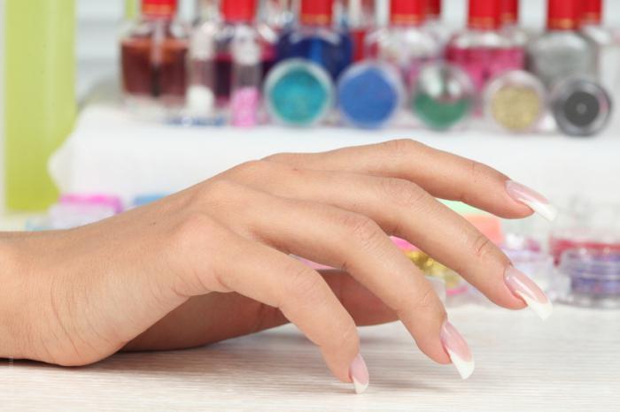 как отрастить ногти за 1 день на 1 см в домашних условиях