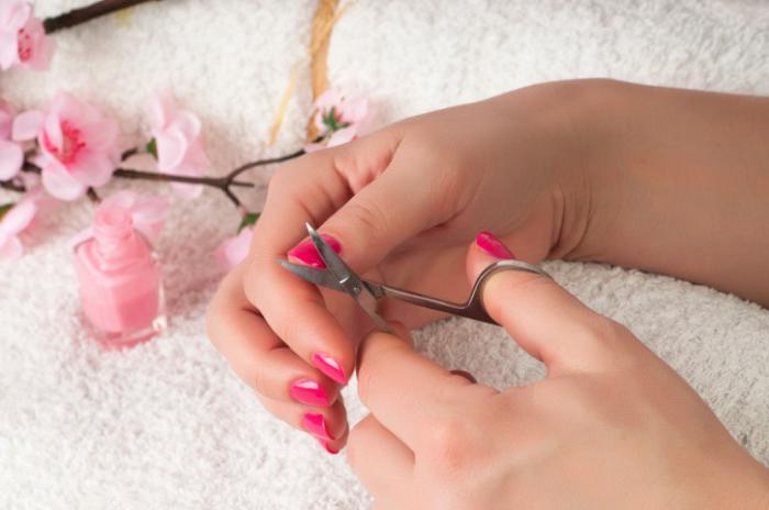 как отрастить ногти за 1 день