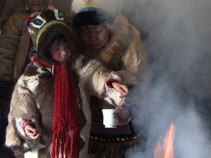 культура народов севера
