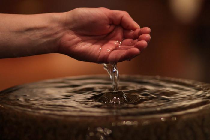 как пройти крещение взрослым
