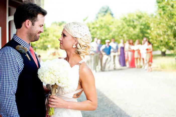 трогательные слова подруге на свадьбу