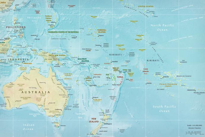 скачать карту остров в океане - фото 8