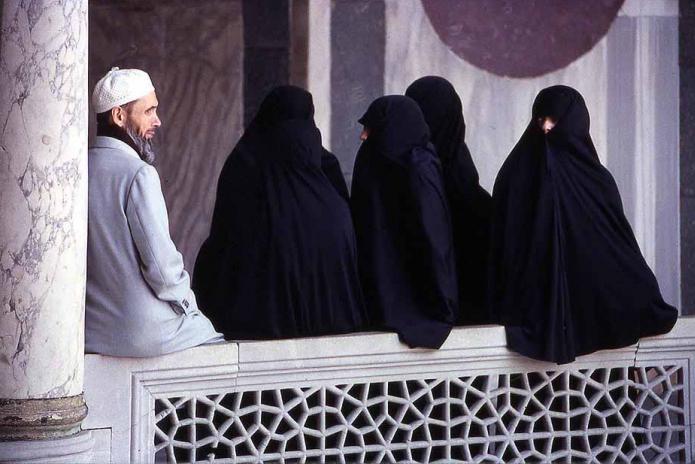 Ислам секс многоженство