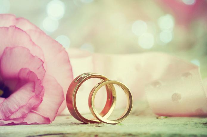 4 год свадьбы: какая свадьба, что дарить? Годовщина свадьбы, 4 года