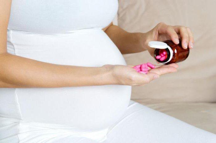 Фолиевая кислота при беременности сколько