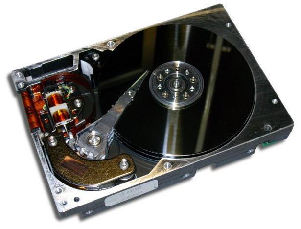 отформатировать жесткий диск в fat32