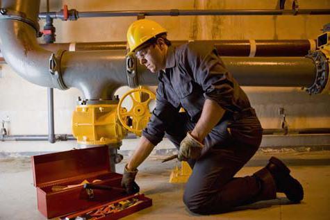 Техническое обслуживание производственного оборудования