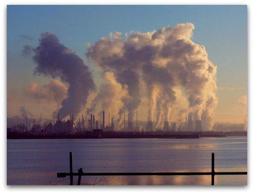 проблемы экологии связанные с использованием тепловых машин