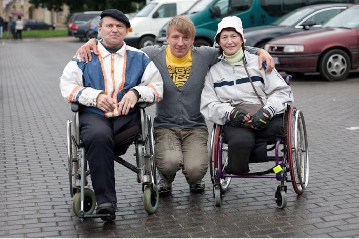 знакомства для инвалидов в москве и московской области
