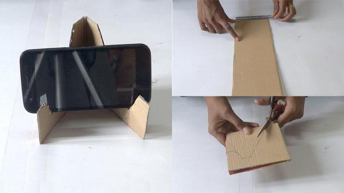 Как сделать из бутылки подставку для телефона