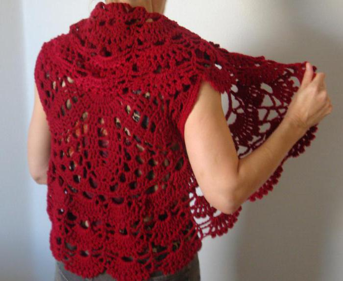 Вязание ажурные и как их вязать 838