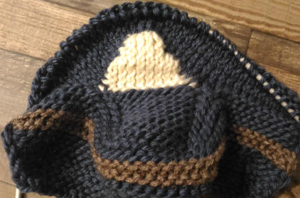 Простые способы вязания пинеток спицами