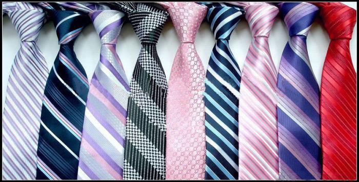 самый простой способ завязывать галстук