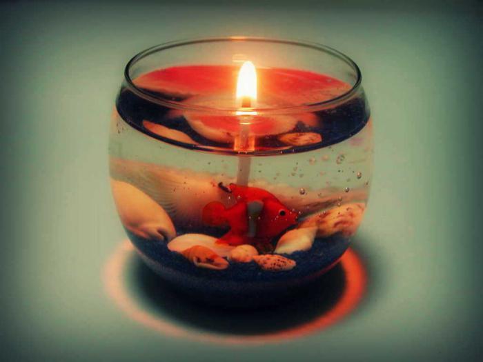Как в домашних условиях приготовить свечи