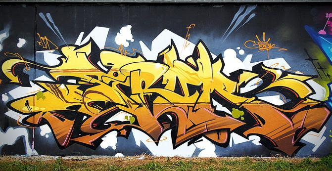 граффити для новичков