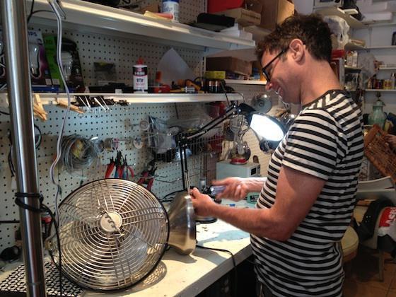 ремонт вентилятора радиатора