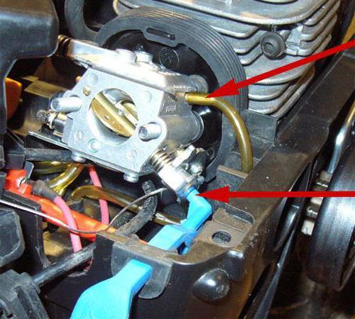 ремонт поршневой бензопилы партнер 350