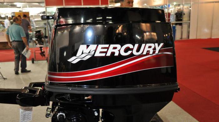 лодочный мотор меркурий 5