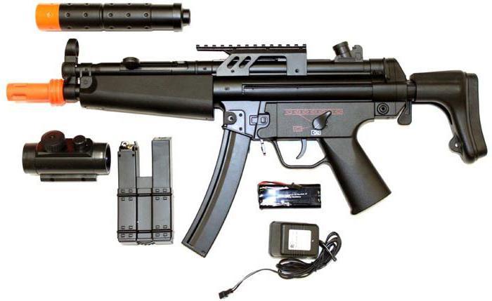 Винтовка страйкбольная снайперская: обзор, характеристики и отзывы