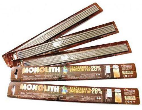 Электроды монолит стандарт 3 мм отзывы