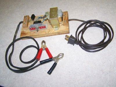 схемы импульсных зарядных устройств для автомобильных аккумуляторов