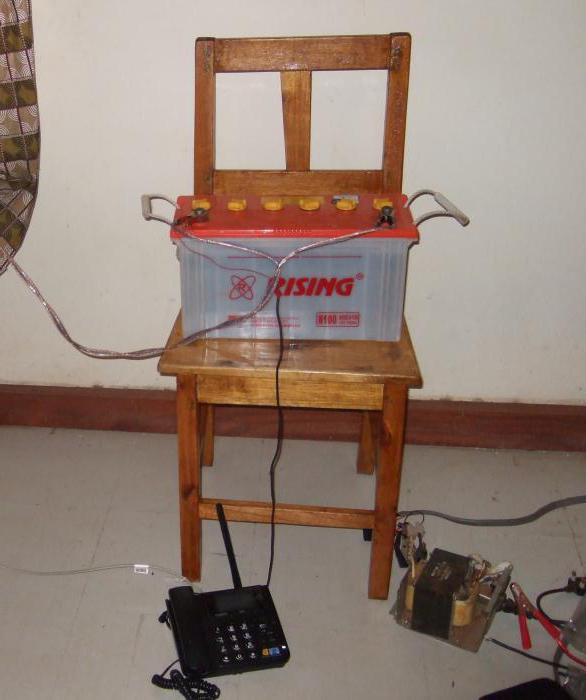 схема импульсного зарядного устройства