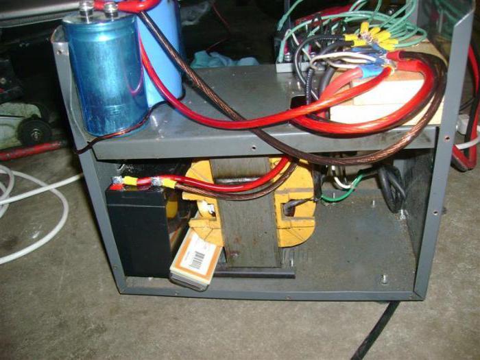 Трансформатор для зарядного своими руками 414