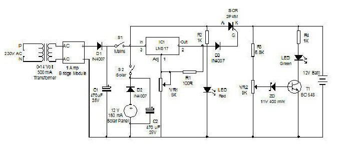 импульсные зарядные устройства для аккумуляторов