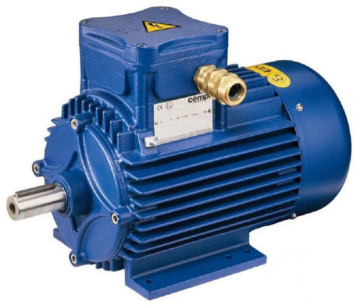 вентильный электродвигатель принцип работы