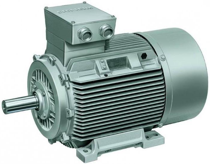 вентильный реактивный электродвигатель