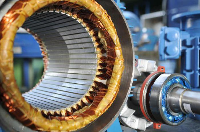вентильный электродвигатель постоянного тока