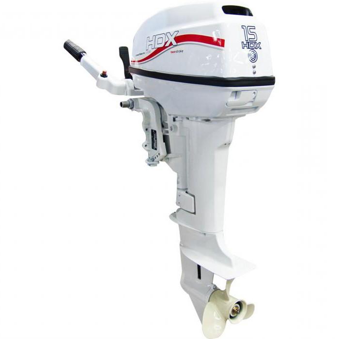 лодочные моторы hdx отзывы