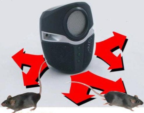 отзывы за ультразвуковой отпугивателей для грызунов