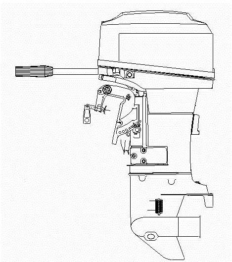 регулировка триммера лодочного мотора