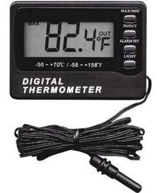цифровой термометр с датчиком