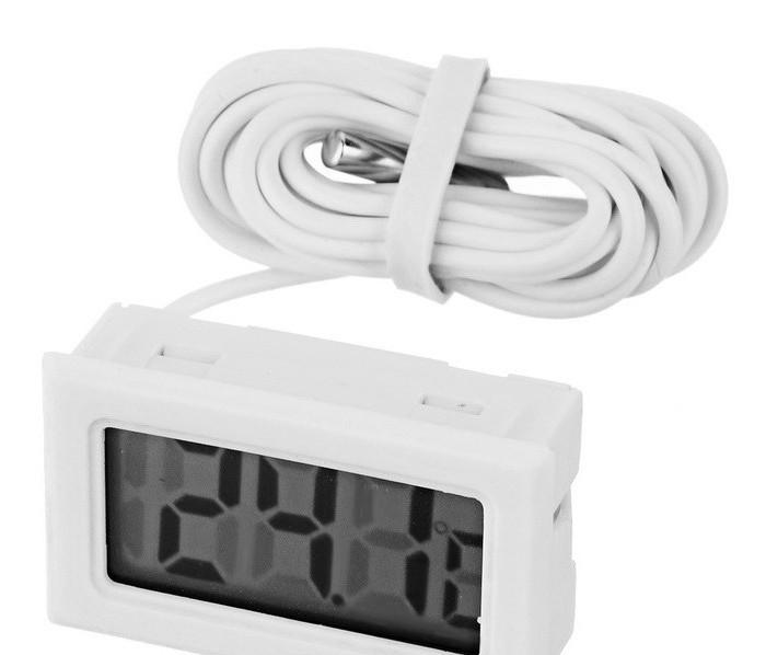 цифровой термометр схема