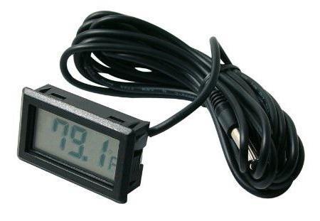 цифровой выносной термометр