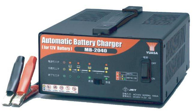 зарядка для аккумулятора автомобильного
