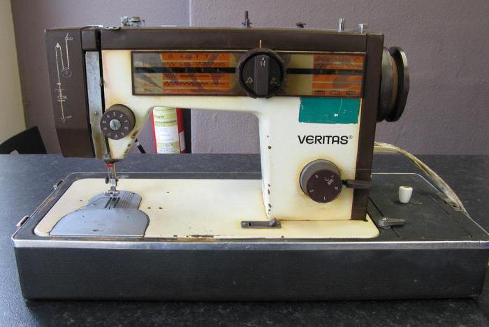 Инструкции к швейной машине веритас