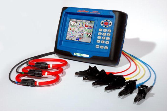 портативные приборы для анализа качества электроэнергии
