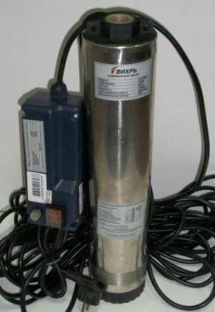 Скважинный насос вихрь ремонт