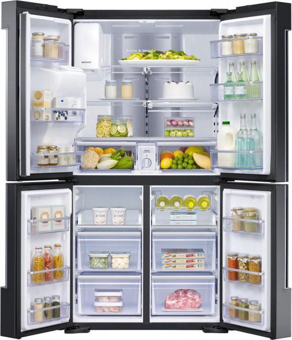 холодильник lg трехкамерный