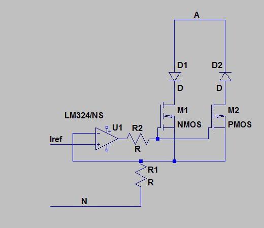 электронная нагрузка на базе tl494