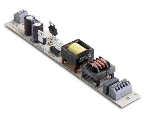 Балласт электронный: схема 2х36.